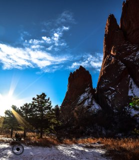 Garden of the Gods, CO, 2016